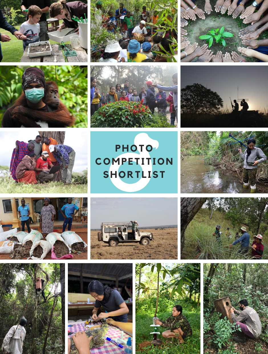 Short list of the photo competition entries